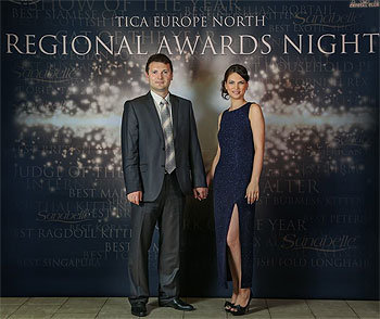 TICA North Europe awards